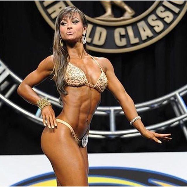 Brazilian Fitness bikini ALICE MATOS