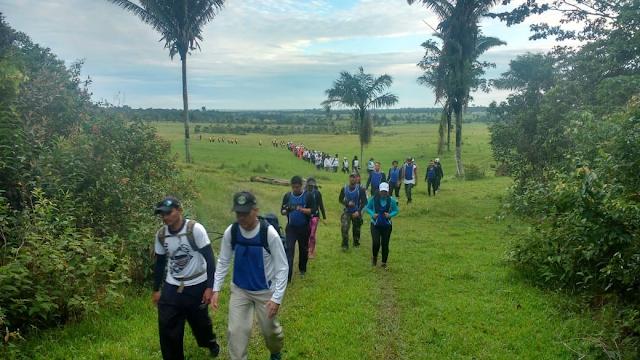 3º Trekking de Aventura na Serra dos Parecis é realizado em Guajará-Mirim