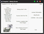 Original License Drive Snapshot 1.46 Pro Lifetime License