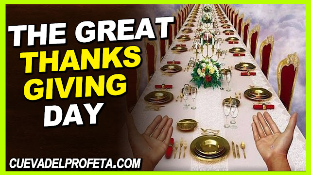 The great Thanksgiving Day - William Marrion Branham Quotes