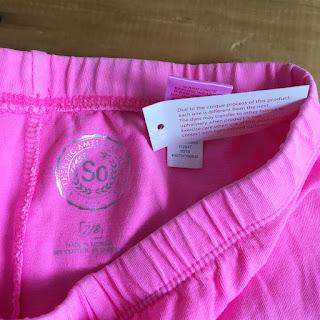 Quần legging lửng SO, hàng xuất xịn dư, made in vietnam.
