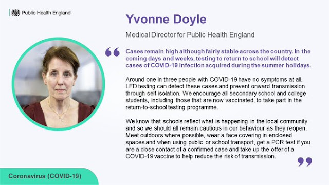 yvonne doyle says dont worry schools will be fine