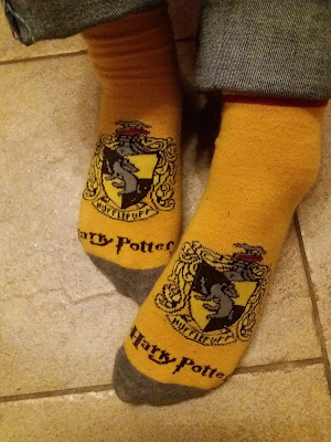 Harry Potter sokken