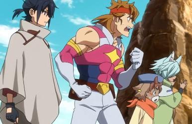 Gundam Build Divers Re:Rise – Episódio 1