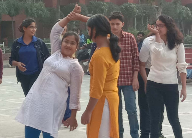 JC Bose University teaches missionary start-up in YMCA, girls' self-defense tricks