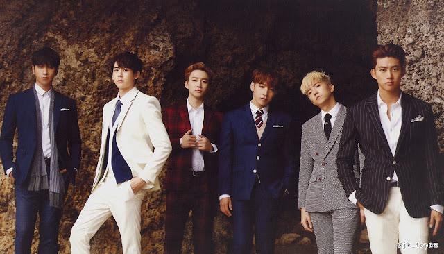 2PM phát hành album thứ năm tại Nhật bản