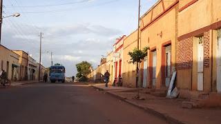 Asmara slums