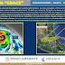 Grace se intensificó a huracán categoría 3 en la escala SaffirSimpson