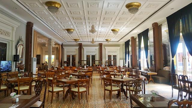 Ramayana Restaurant Ramada Suites by Wyndham