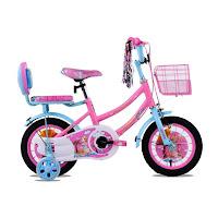 Sepeda Mini Anak Centrum CT2503-1 Beautiful Girl Kids City Bike