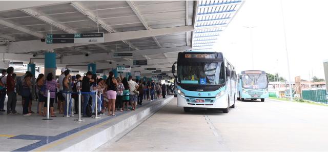 A experiência de qualidade no transporte coletivo de Fortaleza