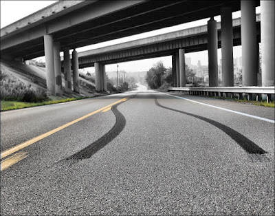 The Value of Skid Marks for Auto Accident Cases - El Paso Chiropractor