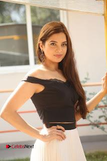 Telugu Actress Tanya Hope Stills at Appatlo Okadundevadu Audio Launch  0127.JPG