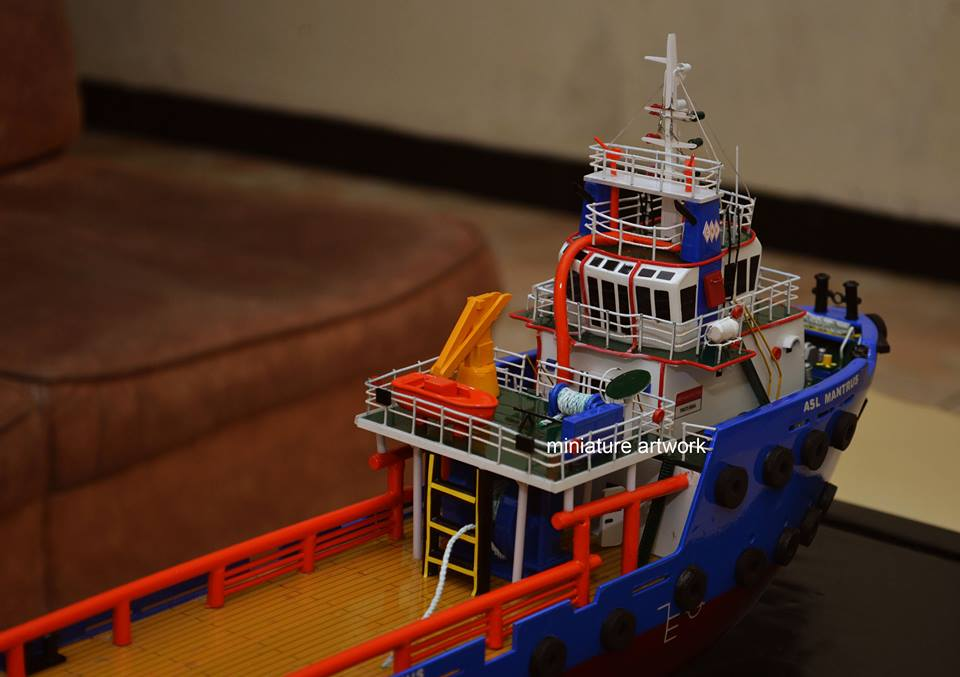 produsen pembuat miniatur kapal asl mantrus pt agus suta line capitol nusantara indonesia planet kapal rumpun artwork temanggung terpercaya