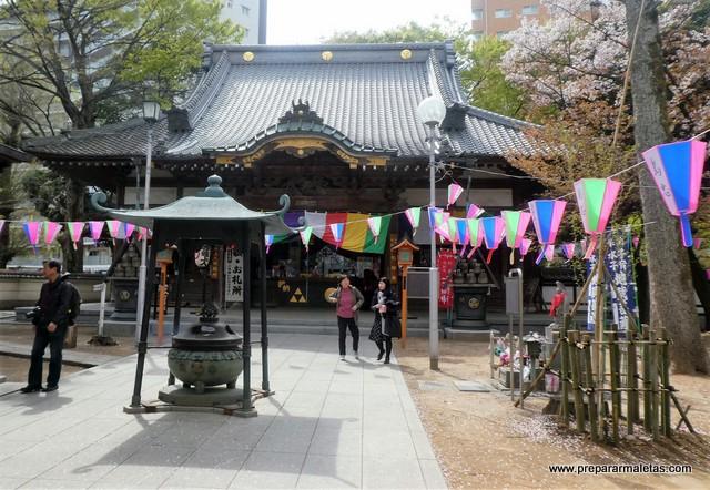 qué visitar y ver en Kawagoe, Japón