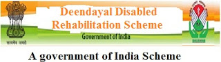 """DEENDAYAL DISABLED REHABILITATION SCHEME. Introduction: The umbrella Central Sector Scheme of this Ministry called the """"Scheme to Promote Voluntary Action for Persons with Disabilities"""" was revised w.e.f. 01.04.2003 and was renamed as the """"Deendayal Disabled Rehabilitation Scheme (DDRS)"""". , letsupdate, government schemes, benefit from govt,"""