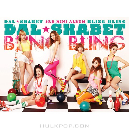 Dal★Shabet – Bling Bling – EP (ITUNES PLUS AAC M4A)