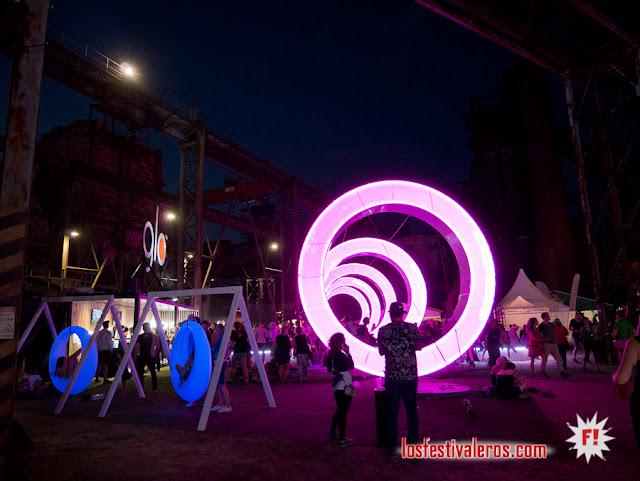Festival Colours of Ostrava 2019, Dolni Vitkovice, Ostrava, CZ