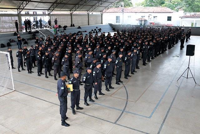 PROJETO DO GOVERNO INVIABILIZA PROMOÇÕES NA POLÍCIA MILITAR E BOMBEIROS MILITAR