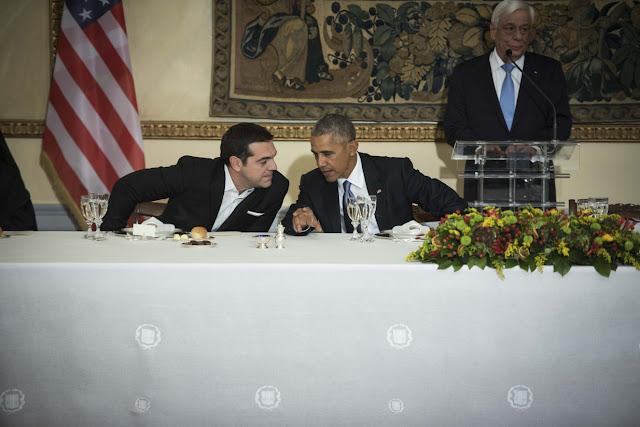 Η πρώτη αποκωδικοποίηση της παρουσίας Ομπάμα στην Αθήνα