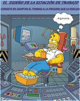 Resultado de imagen de diseño del puesto de trabajo
