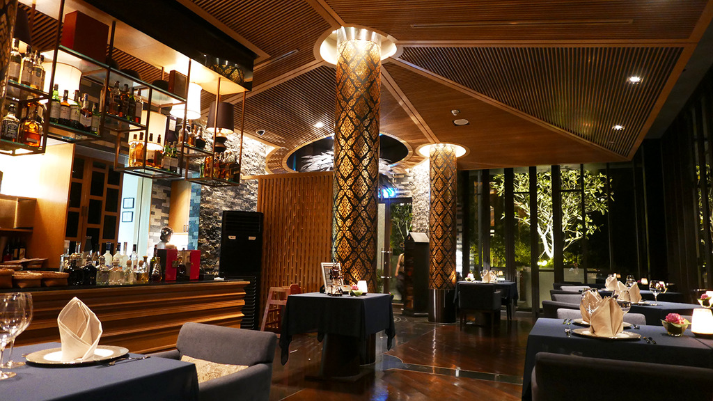 Euriental | fashion & luxury travel | Conrad, Koh Samui, Thailand, Jahn restaurant