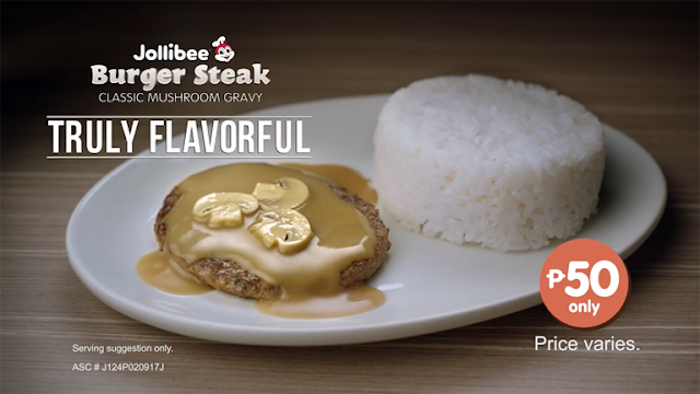 The secret behind Jollibee Burger Steak's charm