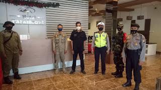 Ops Yustisi, Pihak Kecamatan Biringkanaya Imbau Warga Patuhi Protokol Kesehatan