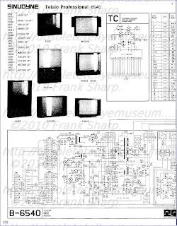 Obsolete Technology Tellye !: SINUDYNE 2554F KRONOS N