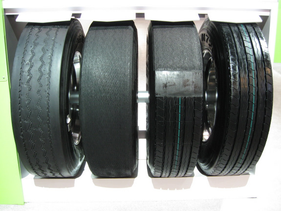 Tyre Retread Information