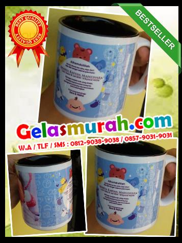 Sales Souvenir Gelas Harga Murah di Kalanganyar, Kabupaten Lebak