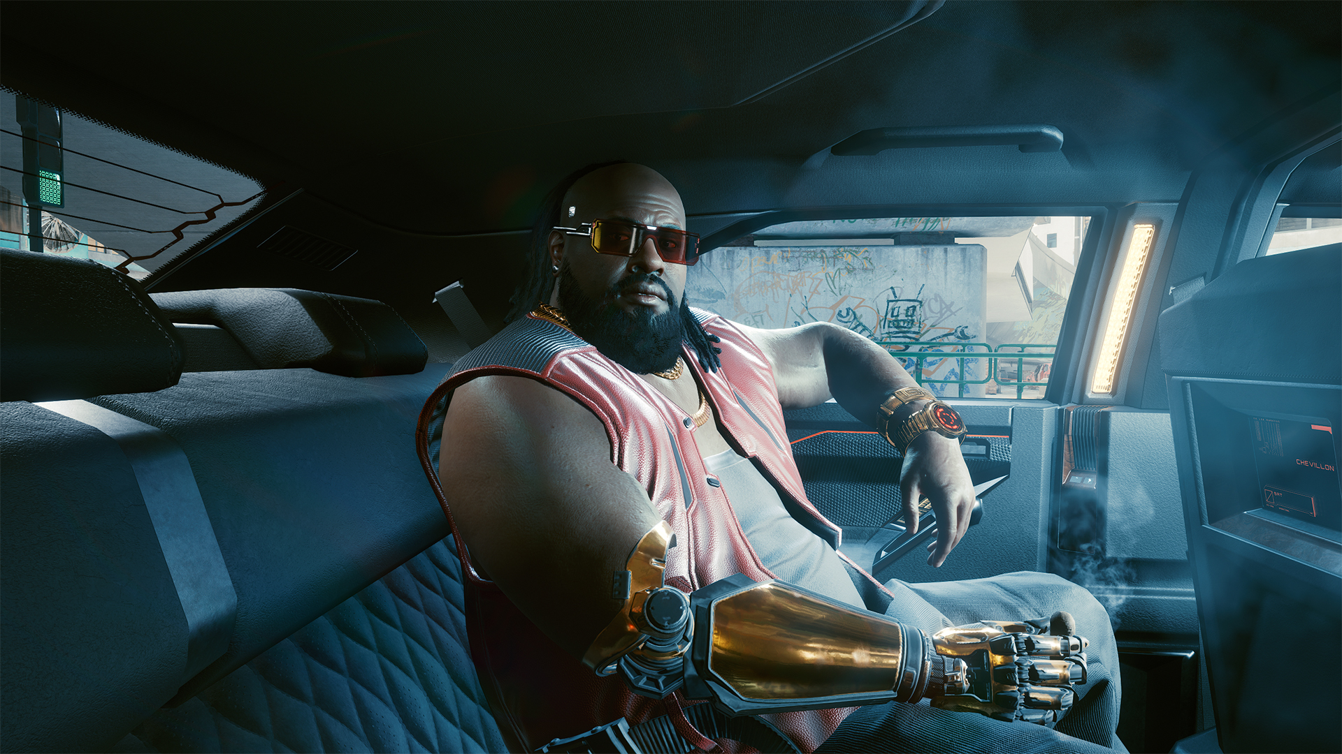Cyberpunk 2077: cheat on Dex & share the loot with Evelyn - consequences