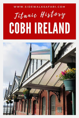 Titanic History in Cobh Ireland