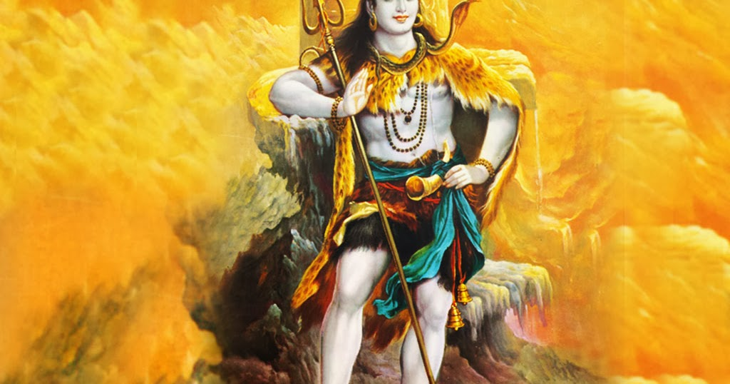 ALL-IN-ONE WALLPAPERS: 3D Shiv Ji Live Wallpapers
