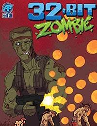 32-Bit Zombie Comic