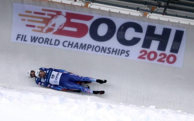 LUGE - Mundial 2020 (Sochi, Rusia): Roman Repilov y Ekaterina Katnikova protagonistas en casa