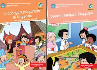 Buku Kurikulum 2013 SD