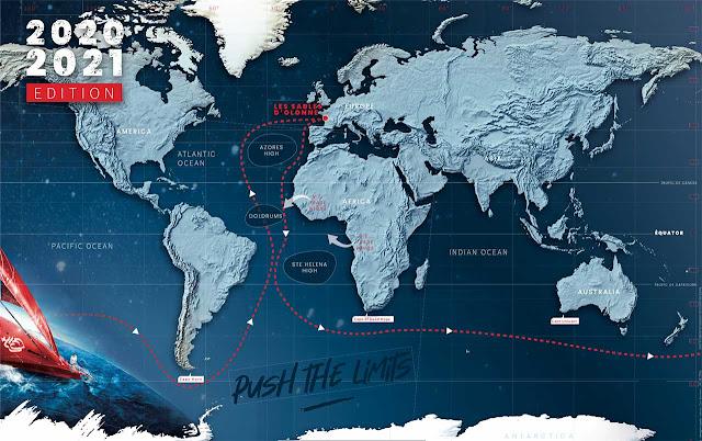 Le Vendée Globe, the greatest sailing race round the world
