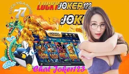 Chat Joker123 Agen Slot Online Ternama Paling Fair Di Indonesia