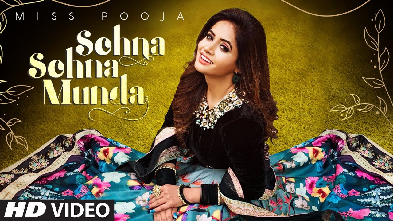 Sohna Sohna Munda Lyrics Miss Pooja
