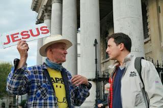 Preaching Politics - Photo by Malcolm Lightbody on Unsplash