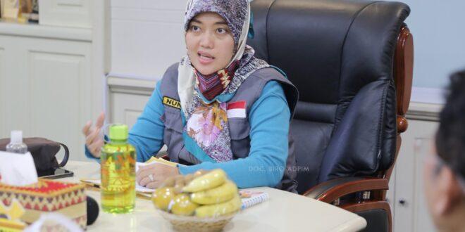 Pemprov Lampung Bersinergi dengan LPSK RI untuk Optimalkan Perlindungan Perempuan dan Anak