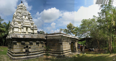 Thanthondreeswarar Temple Perumber Kandikai Kanchipuram