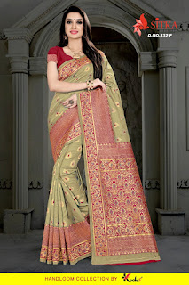 Kodas kopico 332 Wedding Ethnic Saree catalog