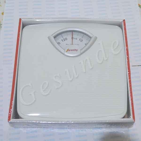 Distributor alat ukur berat badan
