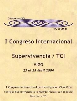 Tarjeta del congreso sobre TCI