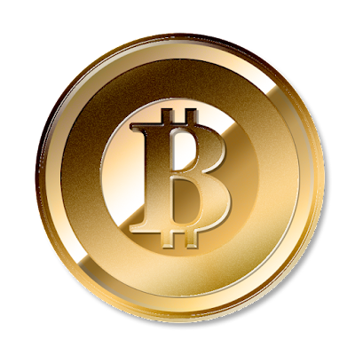 Bitcoin Goldのフリー素材(金貨ver)