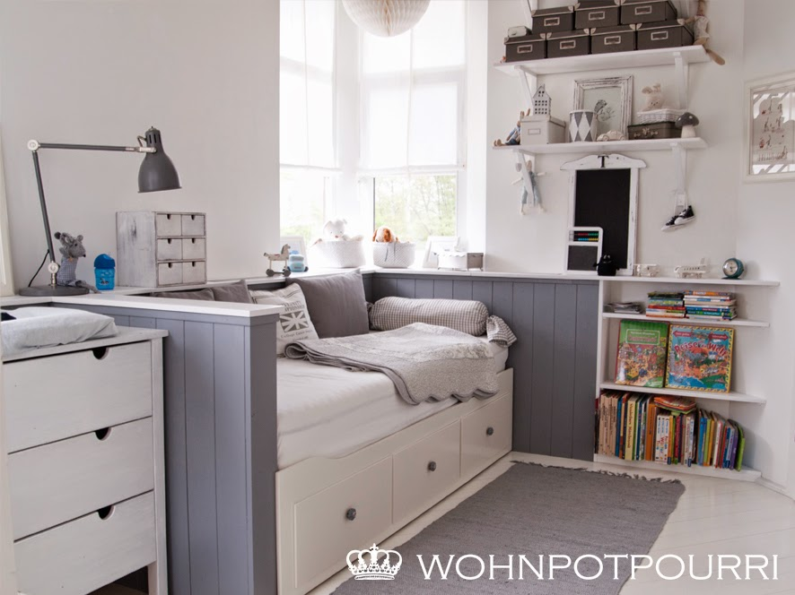 wohnpotpourri kidsroom part iii. Black Bedroom Furniture Sets. Home Design Ideas