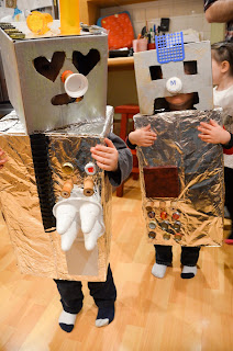 Wall-E Party Ideas