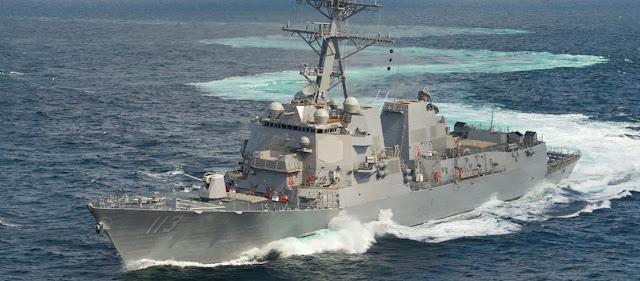 Μεγάλη συγκέντρωση ναυτικών δυνάμεων στην Κυπριακή ΑΟΖ